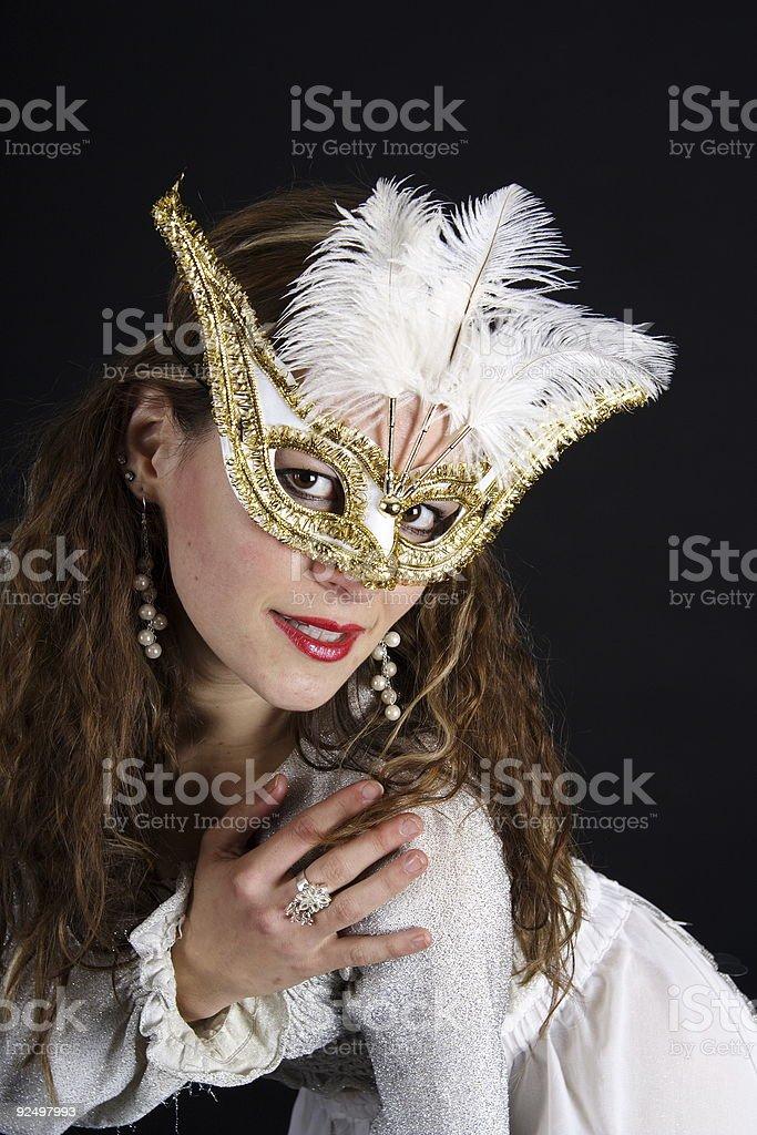 White Angel 6 royalty-free stock photo