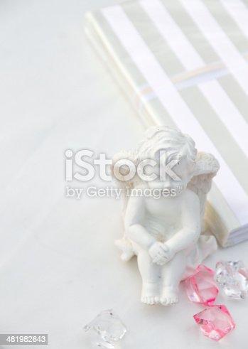 istock white angel 481982643
