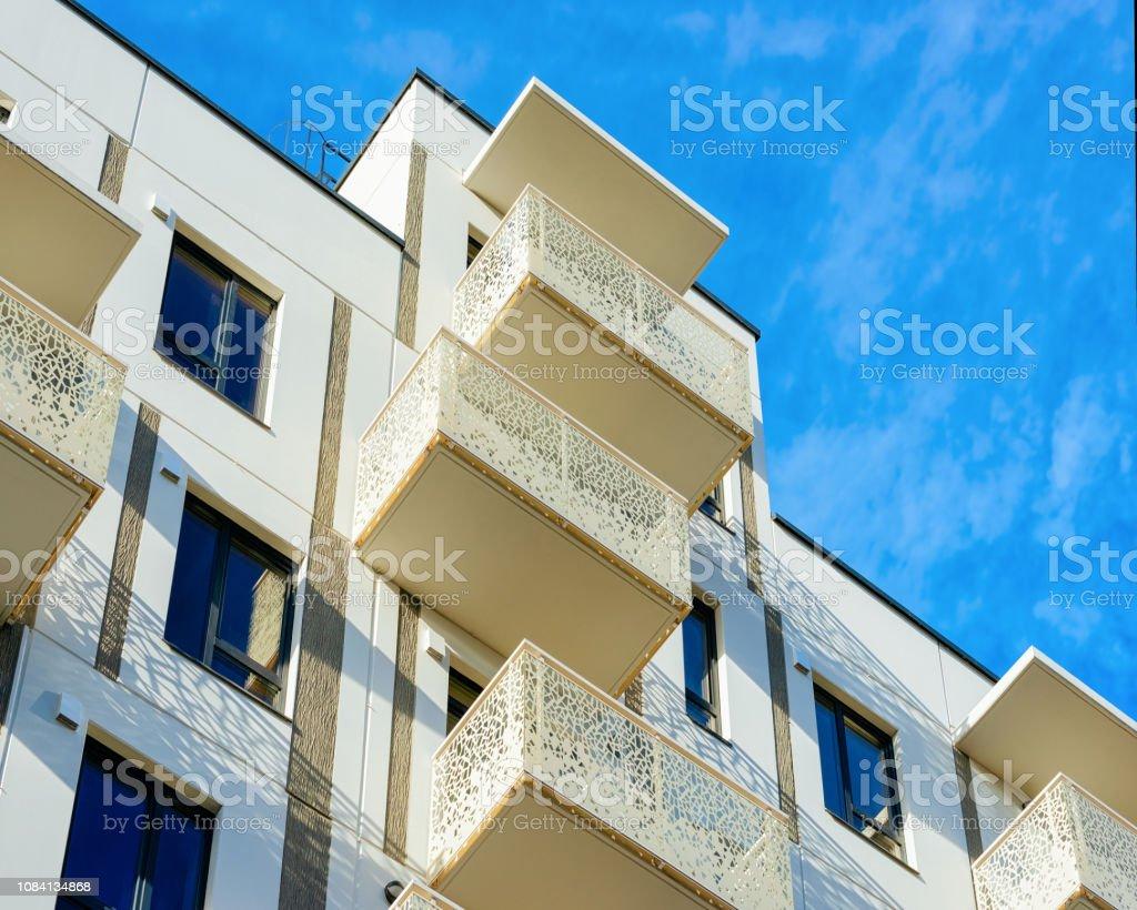 Photo libre de droit de Appartement Blanc Maison Moderne Résidentiel ...