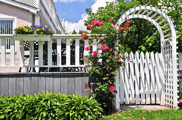 White arbor in a garden picture id92407959?b=1&k=6&m=92407959&s=612x612&w=0&h=g  jxqfac9 2ymmjia9qjzvdrrfh 3il3fy7u4wx7fu=