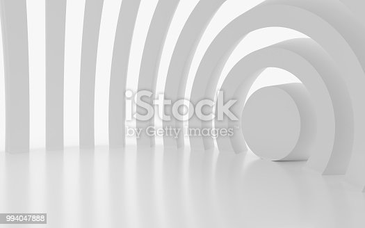 694008266istockphoto White architectural space with sunlight 994047888