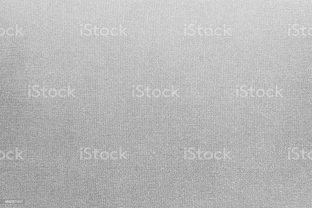 Fond blanc de tissu synthétique - Photo