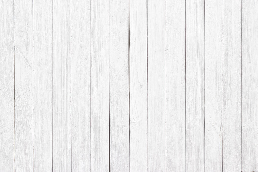 istock white background wooden table surface, texture planks close-up 997048268