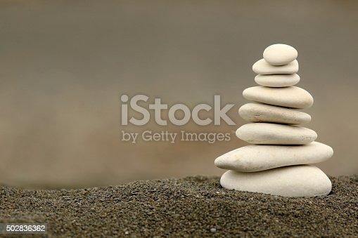 istock White balance zen stones 502836362
