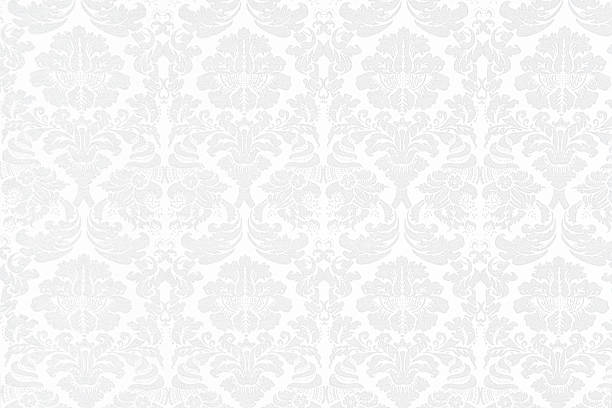white baroque background - baroque stock photos and pictures