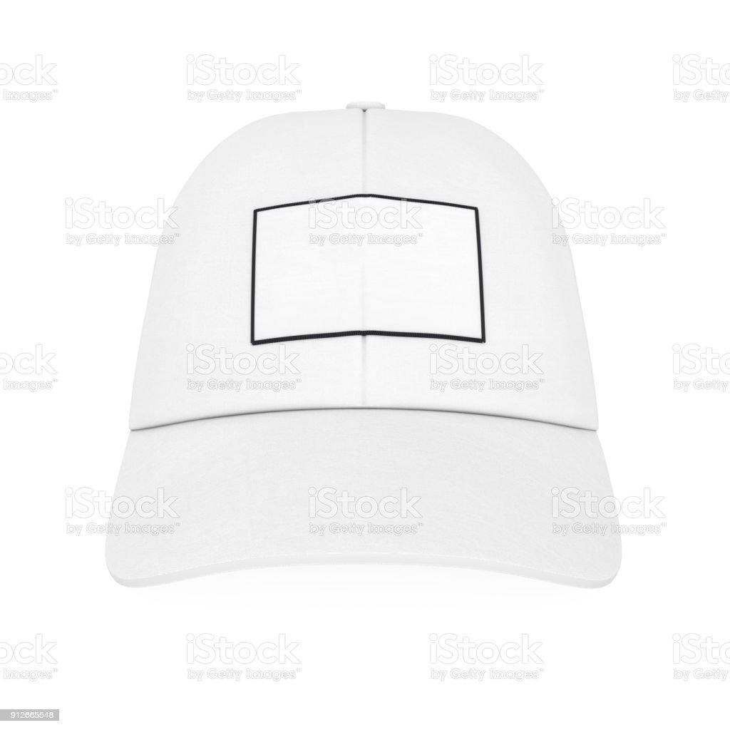 Fotografía de Diseño Gorra De Béisbol Blanca Con Espacio En Blanco ...