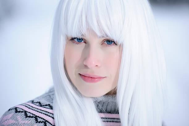 Blanc de beauté - Photo
