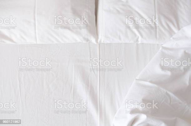 White bedding sheets and pillows picture id993121982?b=1&k=6&m=993121982&s=612x612&h=eoipapjjuywt9e72yqc rqauh18pxktbq44fmb7g56u=