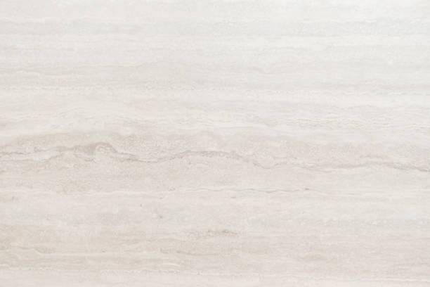 Weißer beige Farbe Marmortextur Hintergrund – Foto