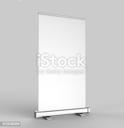 816094246 istock photo White blank empty high resolution Business 3
