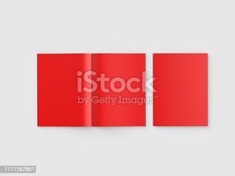 839809942istockphoto White blank hard cardboard box mock up template, 3d illustration. 1171157851