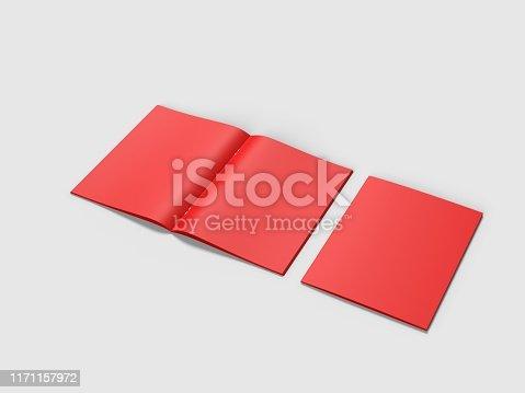 839809942istockphoto White blank hard cardboard box mock up template, 3d illustration. 1171157972