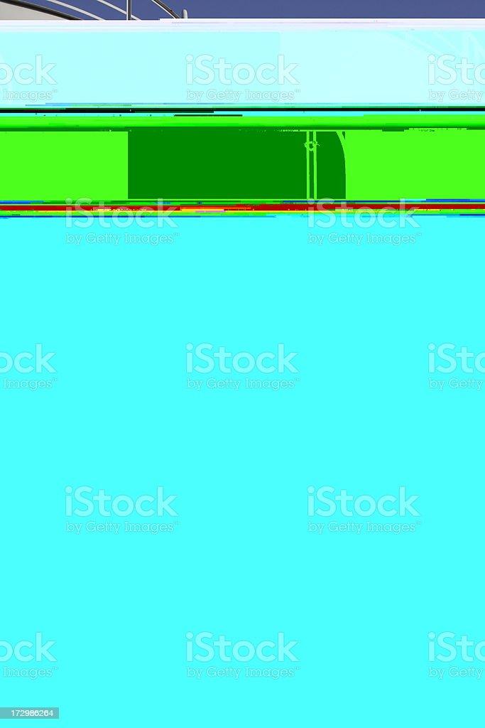 White blank oil tanks for storage of fuel royalty-free stock photo