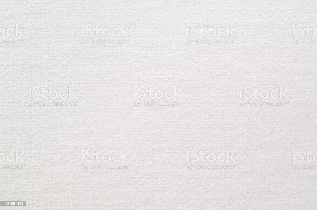 White blank watercolour paper stock photo