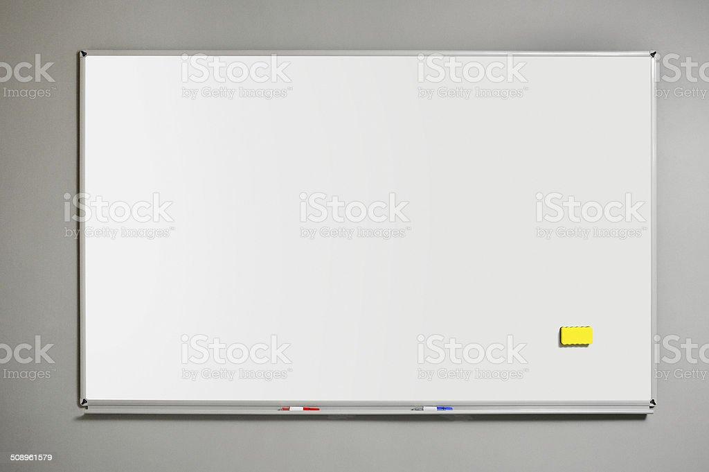 White Board (Click for more) stock photo