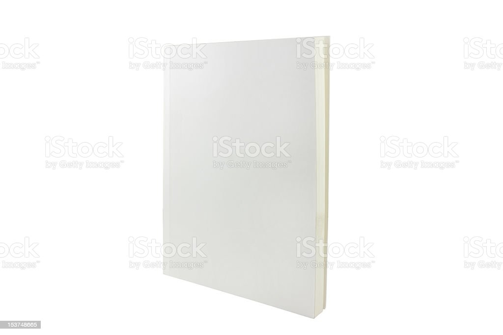 white book royalty-free stock photo