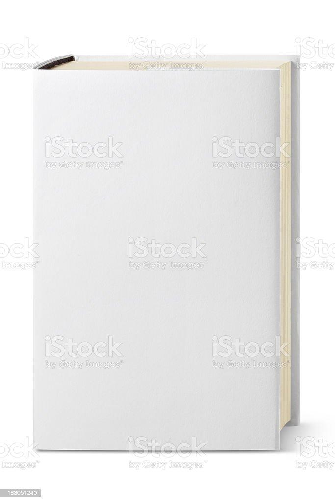 White book. royalty-free stock photo