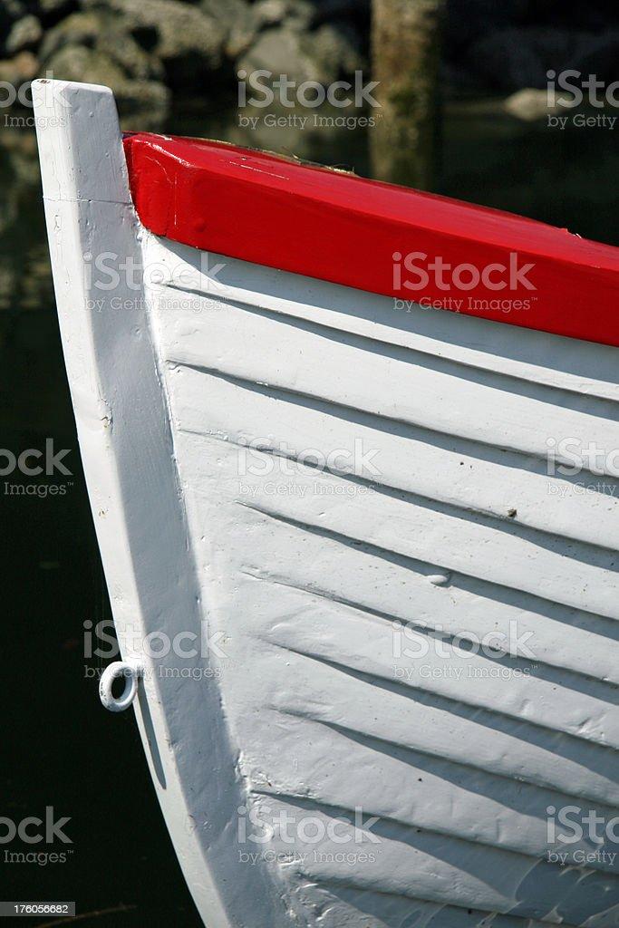 Laço branco - foto de acervo