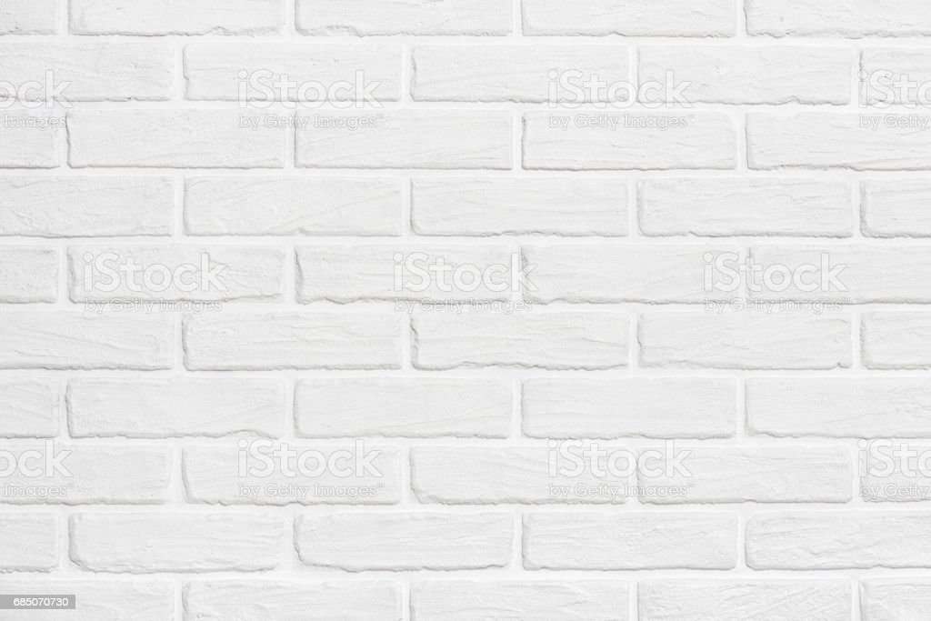white brick wall background photo royalty-free stock photo
