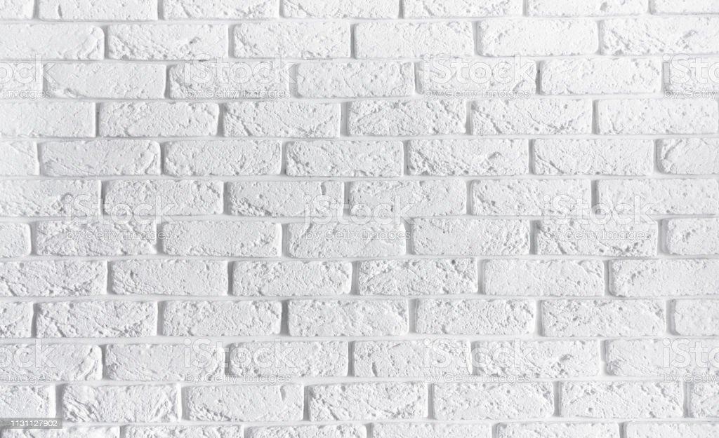 Photo Libre De Droit De Blanc Brique Mur Maison Intérieur