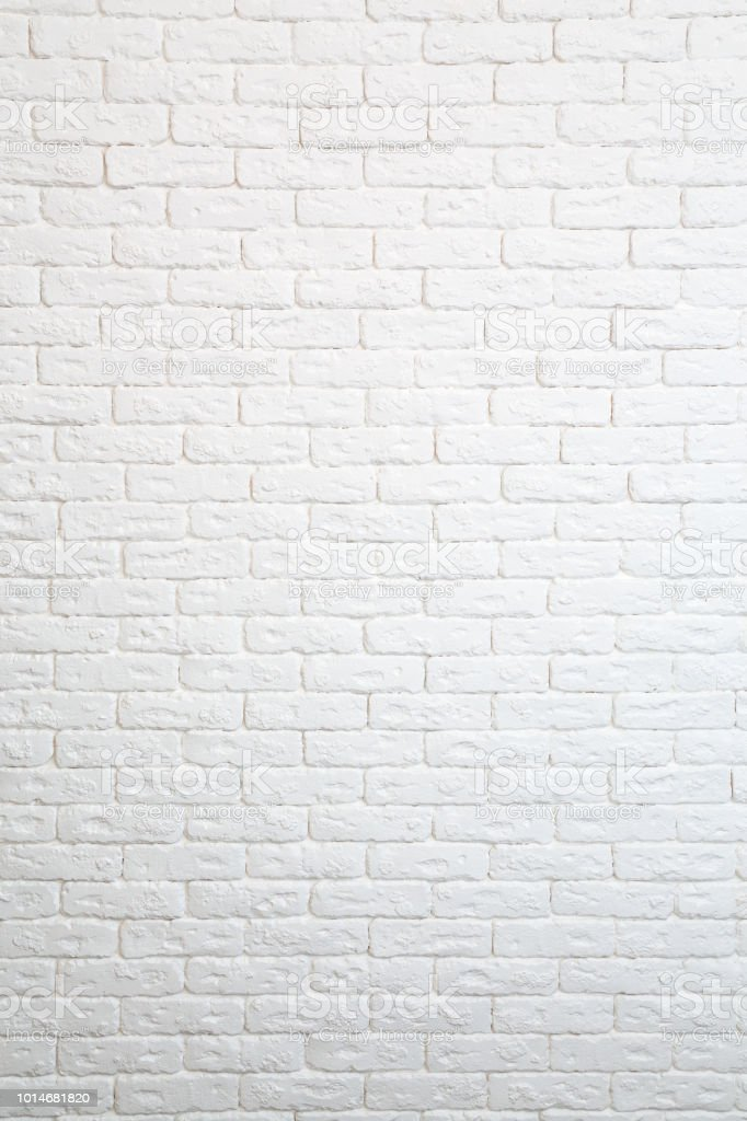 White Brick Wall Stock Photo Download Image Now Istock