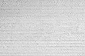 istock White brick wall. 1250920176
