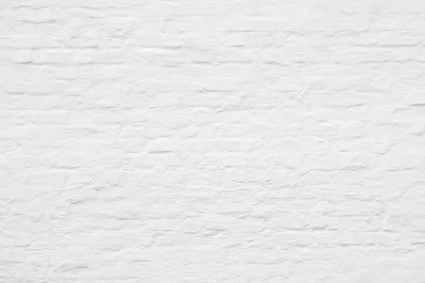 흰색 벽돌 벽. - 흰색 벽돌 담 뉴스 사진 이미지