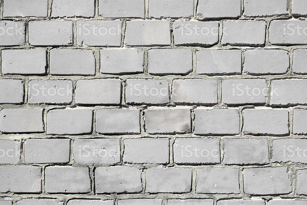 white bricks royalty free stockfoto