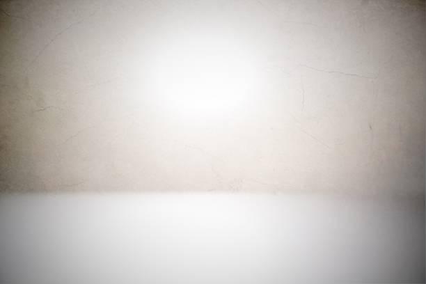 Weißbraun abstrakt entkonzentrierter Hintergrund – Foto