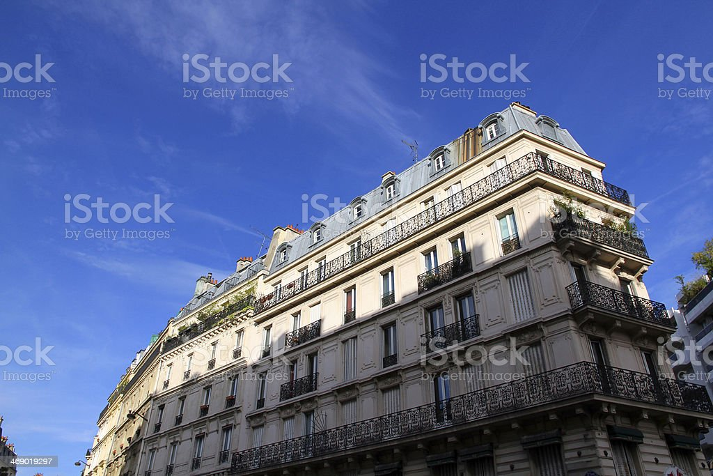 White Buildings Under Blue royalty-free stock photo