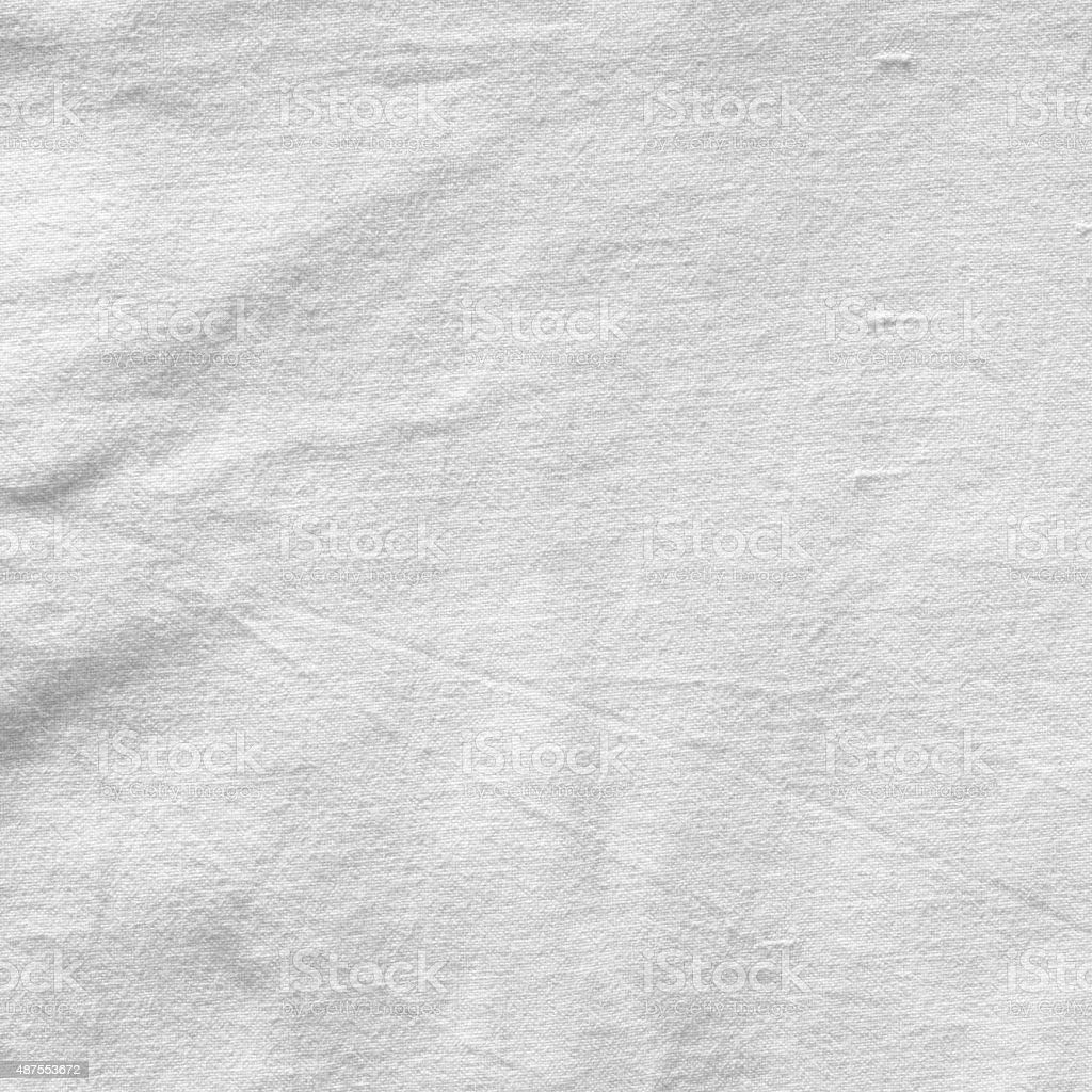 White Canvas Background stock photo