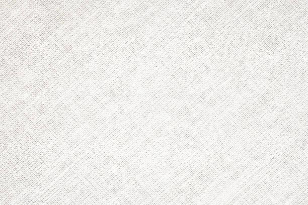 weißes canvas hintergrund. - teppich baumwolle stock-fotos und bilder