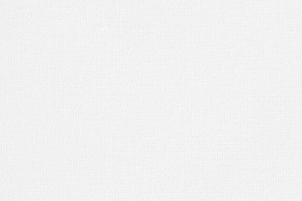 White canvas burlap natural fabric pattern background for arts painting White canvas burlap natural fabric pattern background for arts painting cotton texture stock pictures, royalty-free photos & images