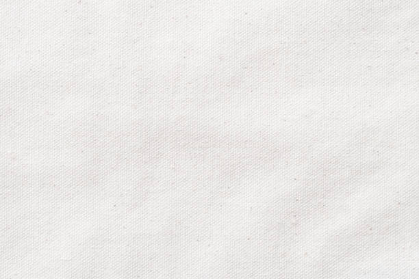 white canvas burlap texture background of cotton natural fabric cloth for wallpaper and design backdrop - rag stock pictures, royalty-free photos & images