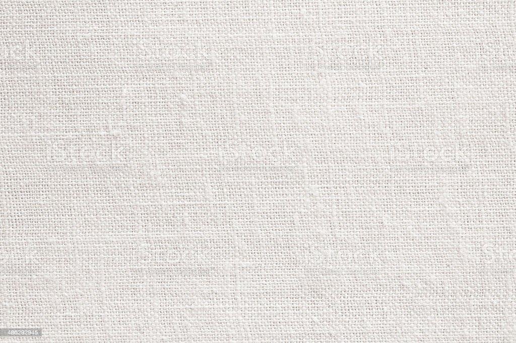 White Canvas. stock photo