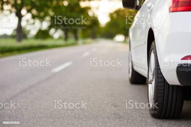 White car standing on the road picture id996990890?b=1&k=6&m=996990890&s=612x612&h=q rfpmlzn9s5bakirno0j3y9zpyzsmlwe3vvfk hz k=