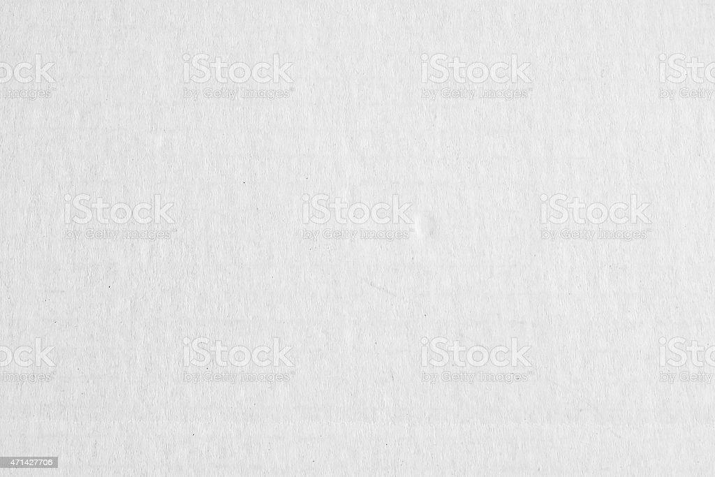 white cardboard horizontal stock photo