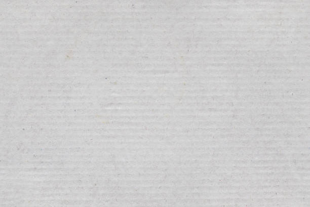 white cardboard paper - seamless repeatable texture stock photo