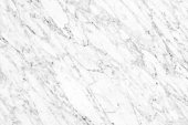White Carrara Marble surface for bathroom or kitchen countertop