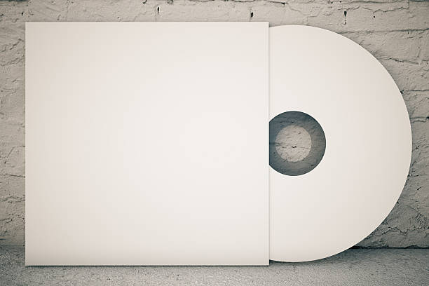 Weiß CD-CD – Foto