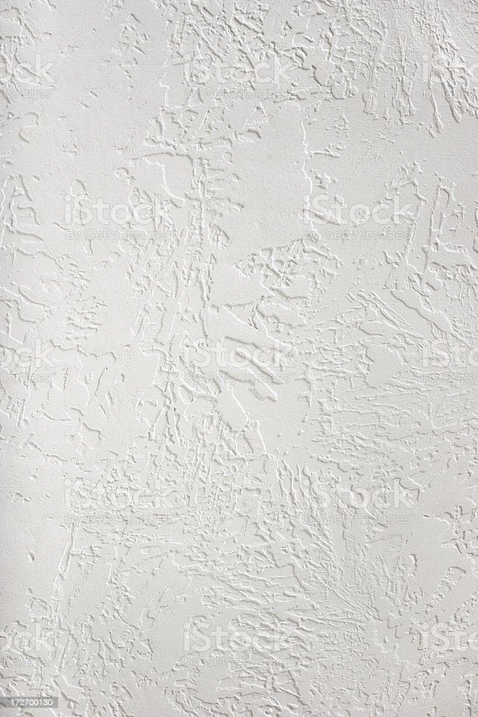White Ceiling Texture royalty-free stock photo