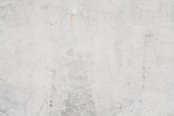 mur de ciment blanc. stuc texture fond blanc pour la conception - étage photos et images de collection
