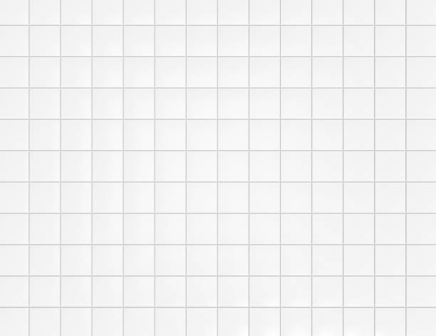 white ceramic tiles on wall background - tile stock photos and pictures