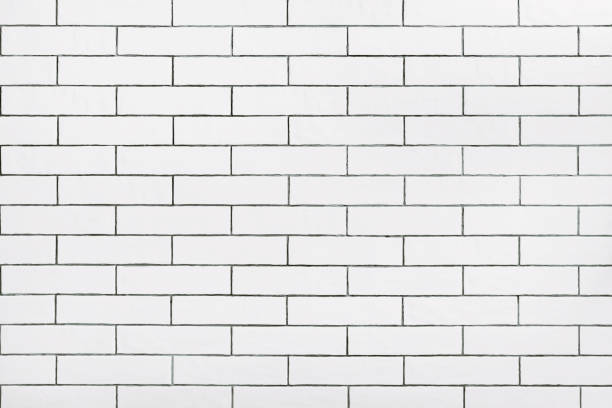 White ceramic tiles wall White ceramic tiles wall  texture background underground stock pictures, royalty-free photos & images