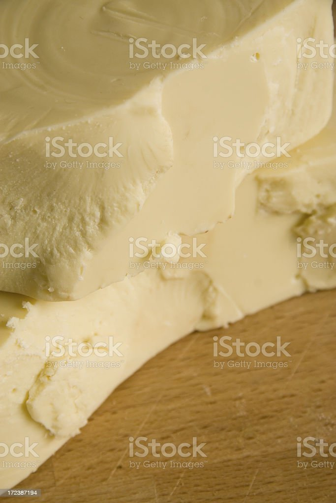 White chocolate royalty-free stock photo