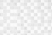 white clean  mosaic wall for background brick slate stone