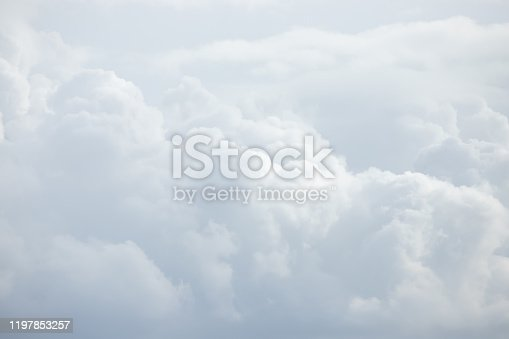 white cloud background and texture. cloudy day.