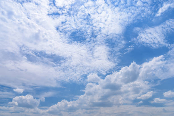 white cloud on blue sky - free images for downloads stock photos and pictures