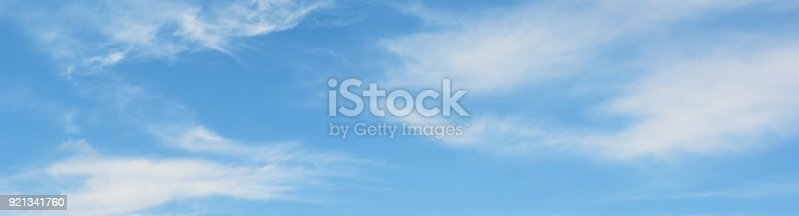 istock White clouds 921341760