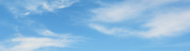 white clouds - cloud sky stock pictures, royalty-free photos & images